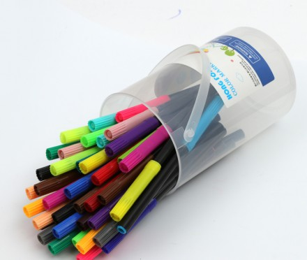 Factory Direct Sale top quality non tonic safe water color marker pen