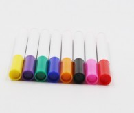 Manufacture low price colorful cheap mini color marker pen with custom logo