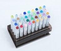 Sharpie clear view Painting Permanent Textile Fabric Markers Pens